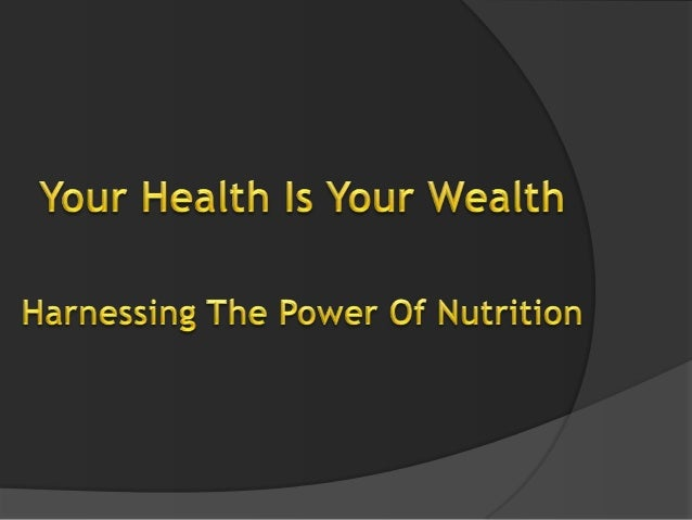 State of the Nation   Life expectancy has increased   Quality of life has decreased     Obesity is at an all-time high ...