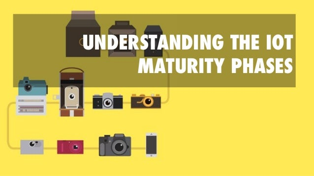UNDERSTANDING THE IOT MATURITY PHASES