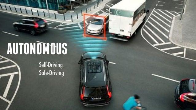 AUTONOMOUS Self-Driving Safe-Driving
