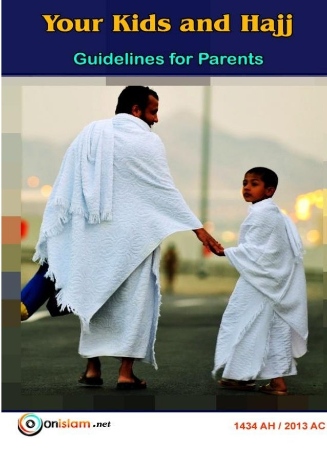 Your Kids and Hajj