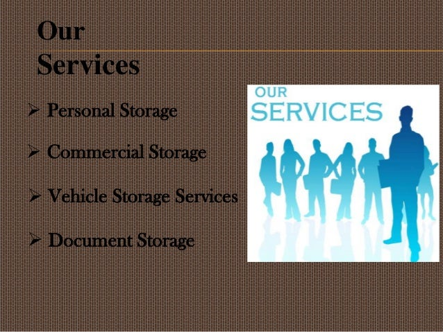 Your moving & household storage Slide 2