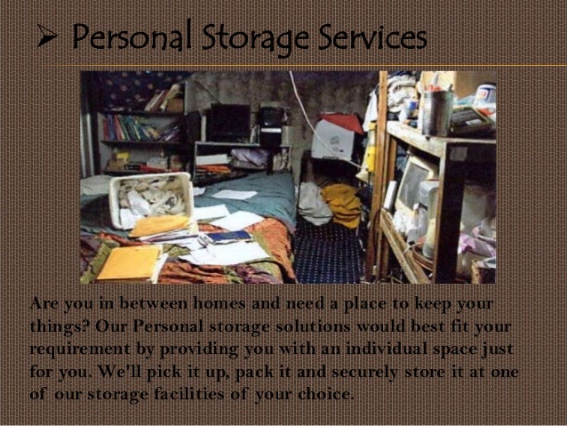 Your moving & household storage Slide 3