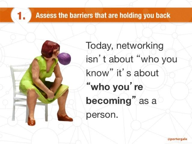 13 Steps To Transformational Networking