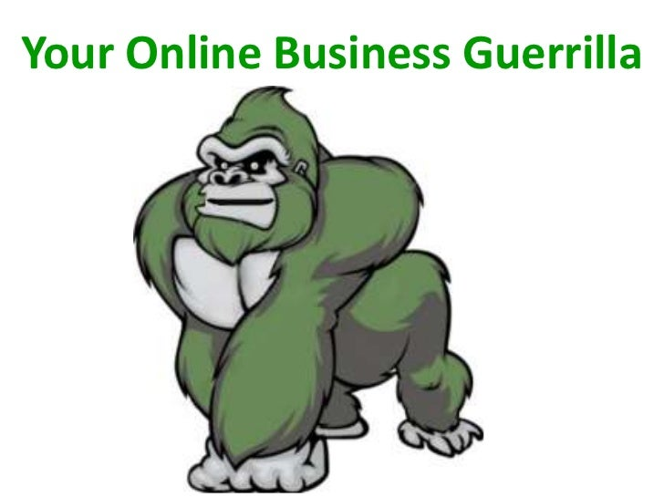 Your Online Business Guerrilla<br />