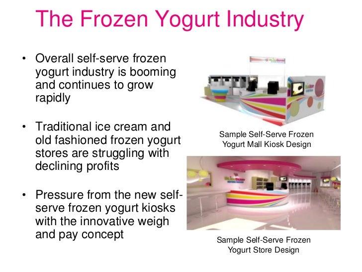 Frozen Yogurt Business Plan Template | Free Business Plan Software
