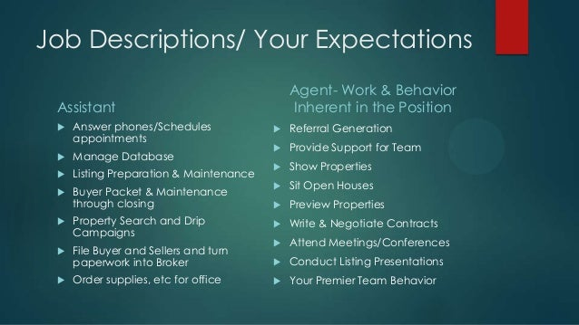 building and retaining a real estate team  u0026 tips for team