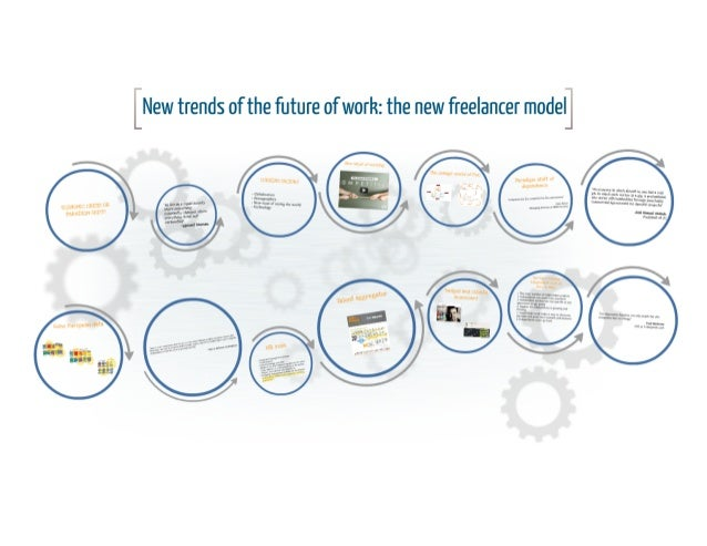 New trends of the future working: the freelancer model