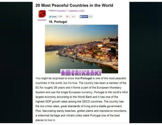 ...do lés aos pés - PORTUGAL inTERNACIONAL