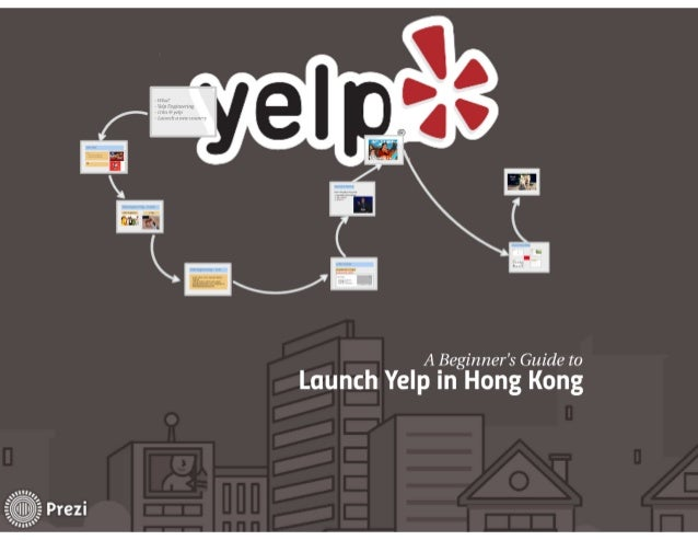 A Beginners Guide To Launching Yelp In Hong Kong