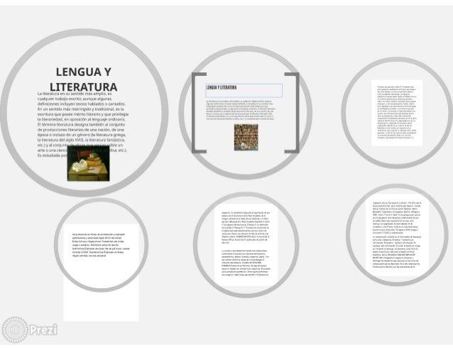LENGUA Y LITERATURA  La llteralura en su sentido más amplio,  es cualquier trabajo escrito:  aunque aigunas definiciones in...