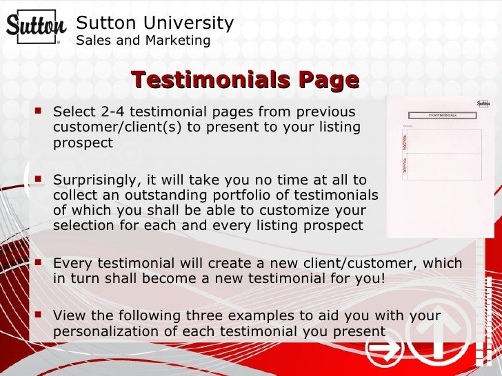Client Testimonials and Customer Reviews
