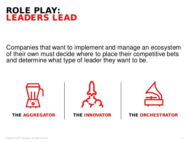 Companies that want to implement and manage an ecosystem of their own must decide where to place their competitive bets an...