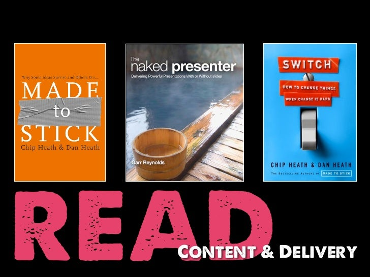 read  Content & Delivery