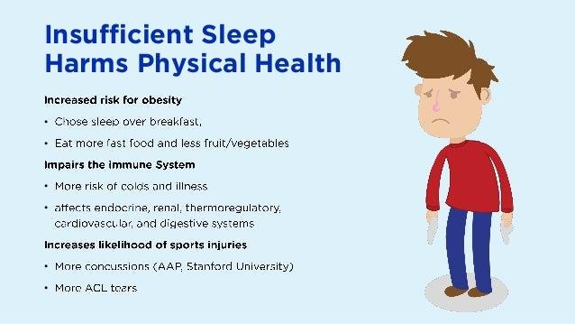 your teens need more sleep