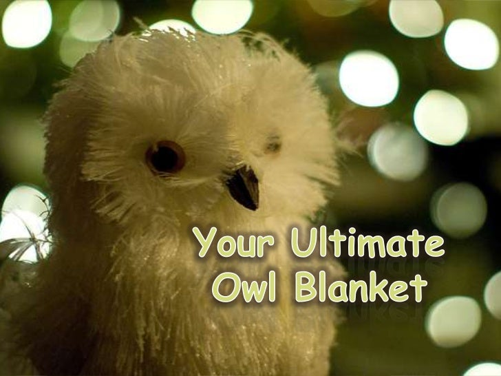 To all Owl lovers out there, here's    one thing you shouldn't miss  having! Owl Blanket, specificallySwamp owl tapestry t...