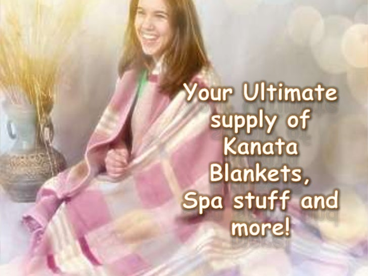 Among the best-sellers in blanket throws are the Kanata Blankets.
