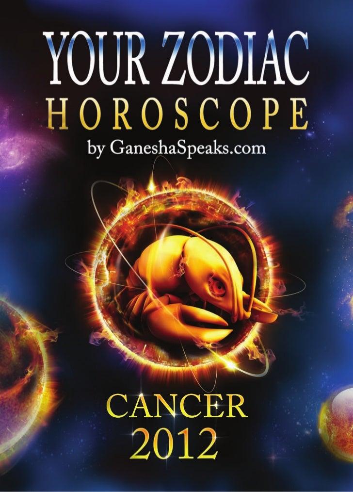 Cancer Yearly Horoscope
