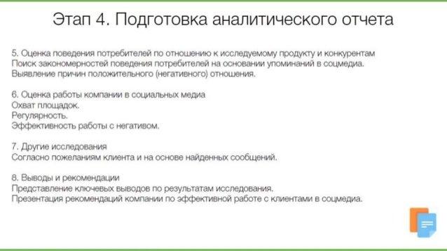 Этап 4. Подготовка аналитического отчета  5. Оценка поведения потребителей по отношению к исследуемому продукту и конкурен...
