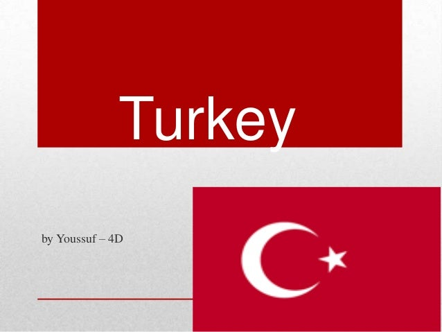 Turkey by Youssuf – 4D