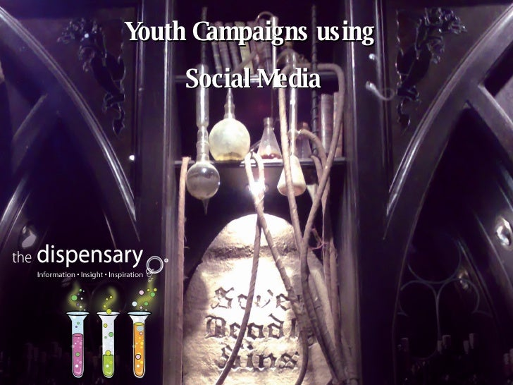 Youth Campaigns using  Social Media