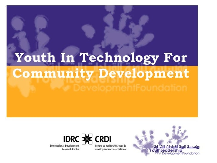 Youth In Technology For Community Development