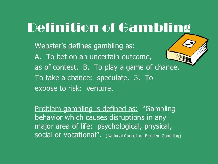 Gambling legal definition secure casino gambling online