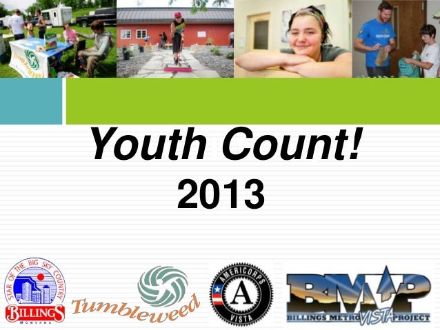 Metro VISTA ProjectYouth Count! 2013