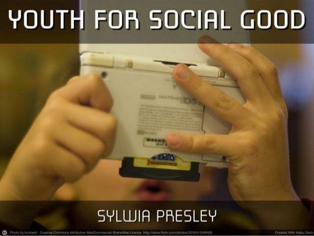 Youth for social good