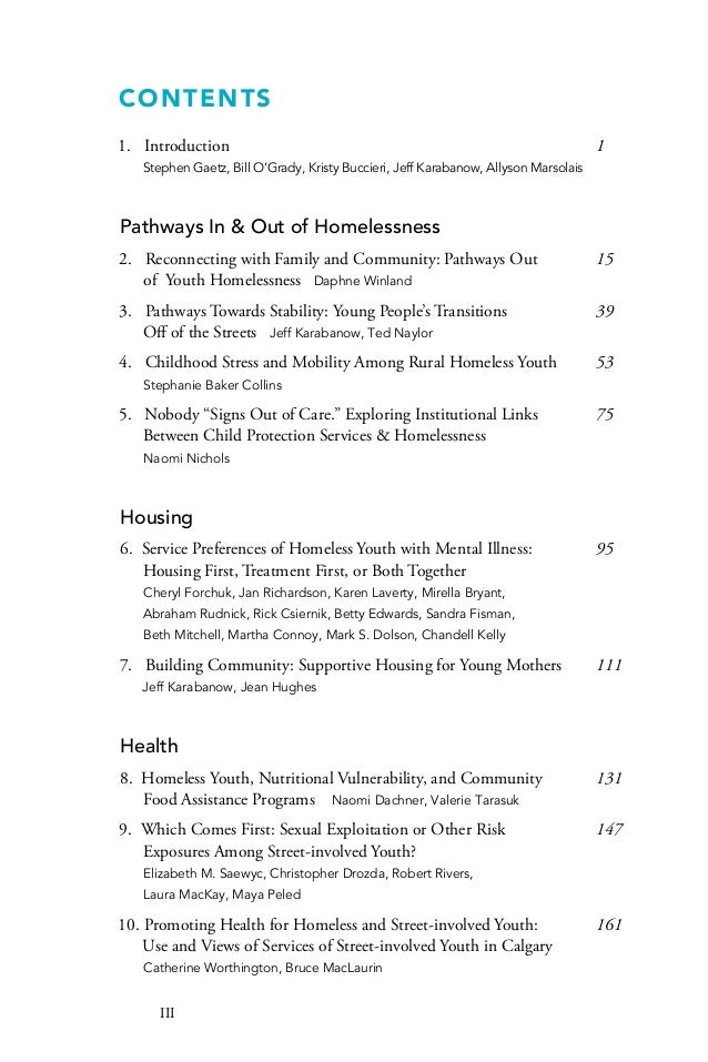health promotion among the homeless Health promotion for socially disadvantaged groups: understanding of health promotion for homeless people health and eating among single homeless and.