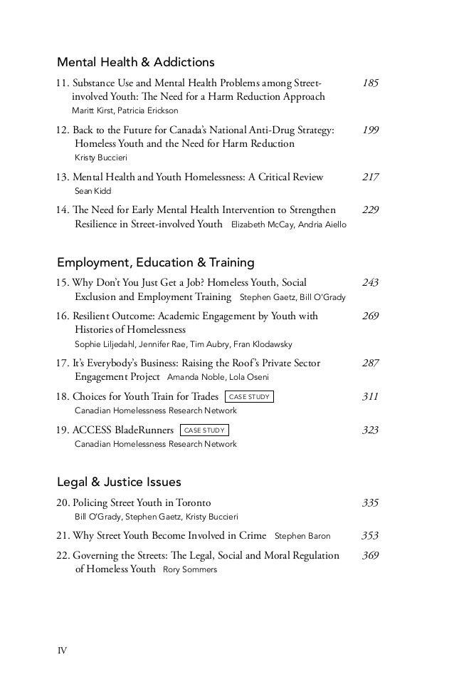 Homeless Families in School - Case Studies | Classroom ...