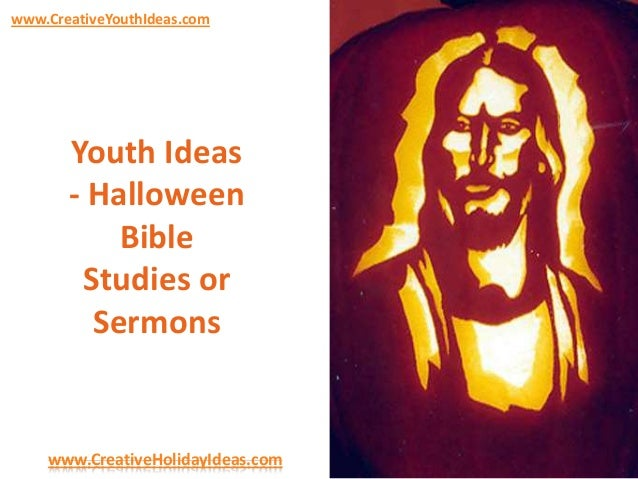 Rethinking Halloween through 7 Scary Stories of the Bible ...