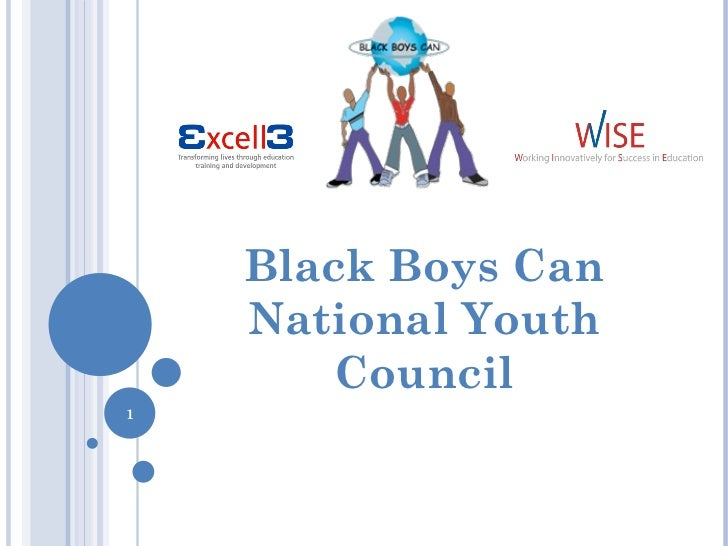 Black Boys Can National Youth Council