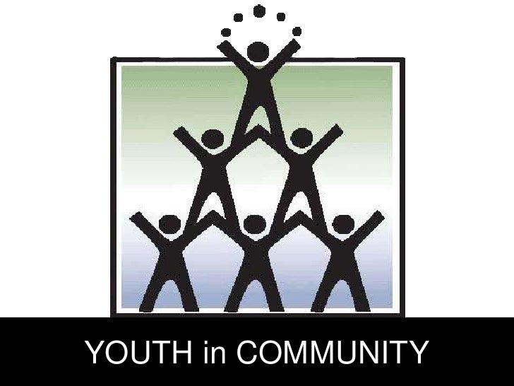 YOUTH in COMMUNITY