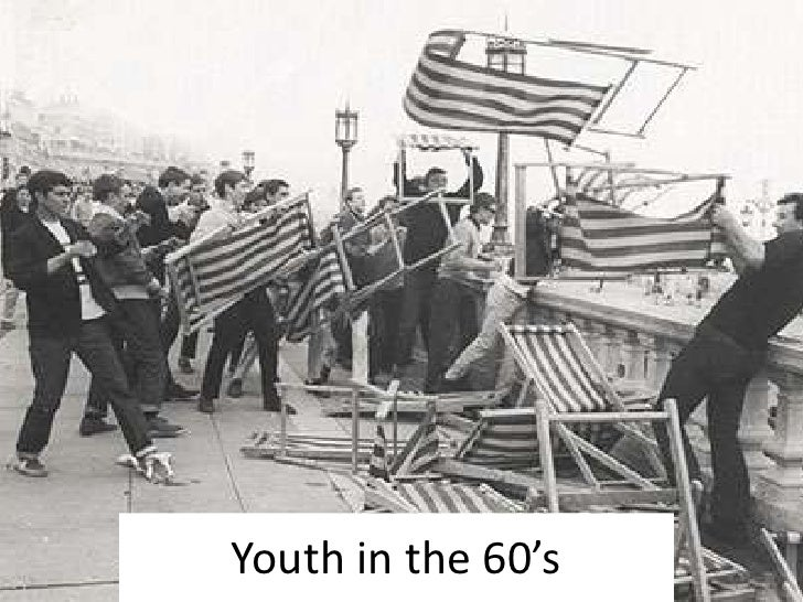 Youth in the 60's<br />