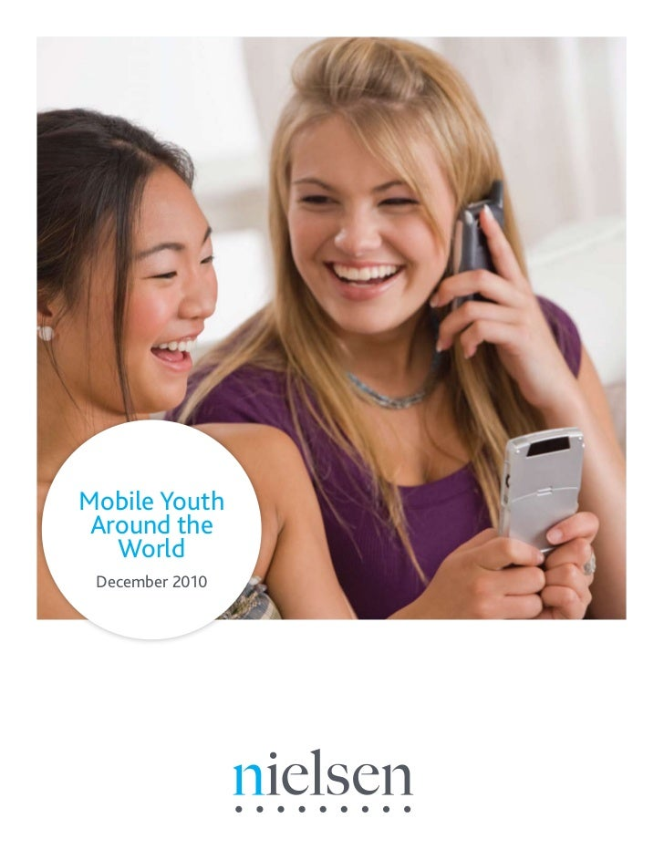 Mobile Youth Around the   World December 2010