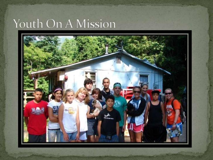 Youth On A Mission<br />