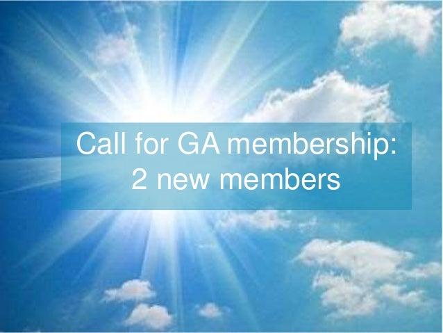Fall  2012  First meeting  'Ei-Cel' (Egg-Cell)  Facebook-group