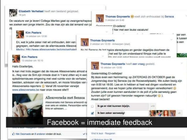 Facebook = calls + info