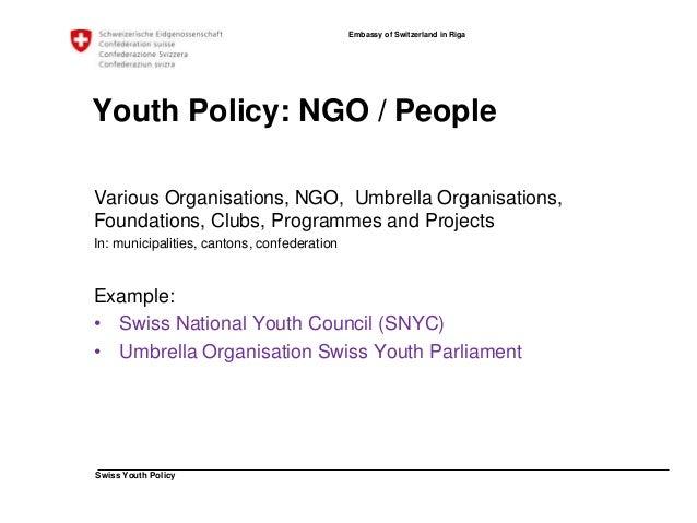Swiss Youth Policy  Embassy of Switzerland in Riga  Youth Parliaments  60 youth parliaments in Switzerland and Lichtenstei...