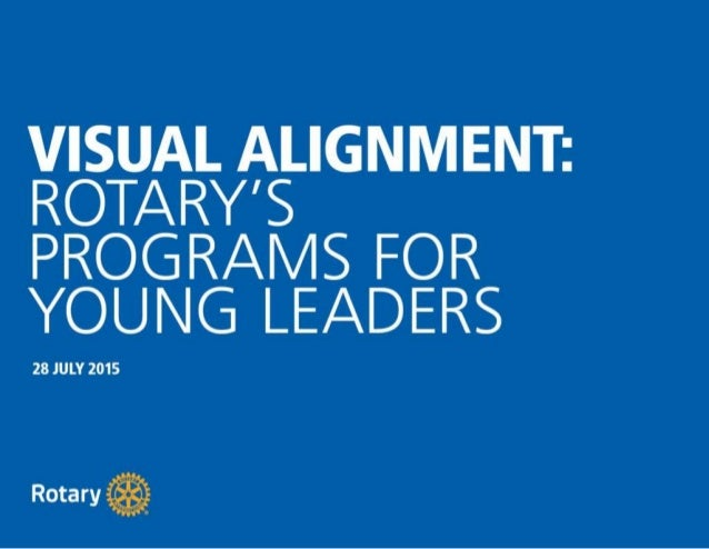 Welcome to the webinar Angela Forfia Programs for Young Leaders Supervisor New Generations/Youth Programs David Alexander ...