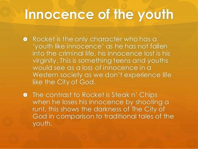 Loss of Innocence in Catcher in The Rye