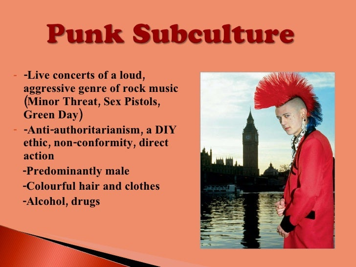 a youth subculture is a youth The concept of youth subcultures the word 'culture' suggests that there is a  separate entity within the larger society with which the larger society must  contend.