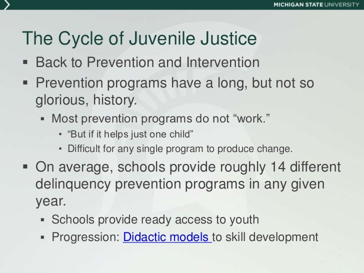 Youth Violence Prevention And Intervention An Overview
