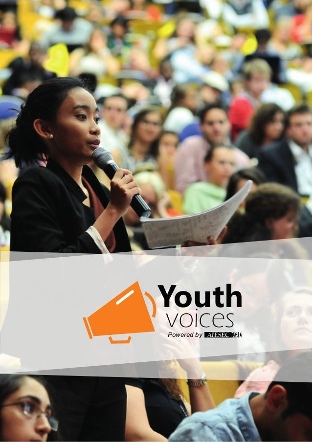 Youth voicesPowered by