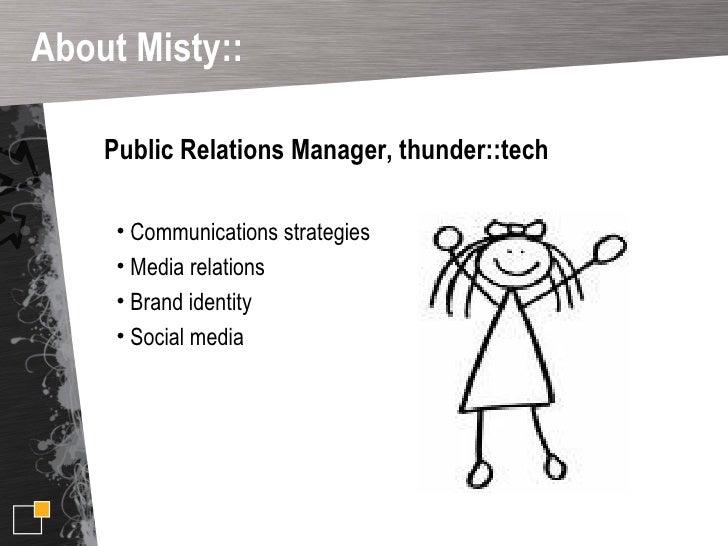 Using Social Media for Media Relations  Slide 2