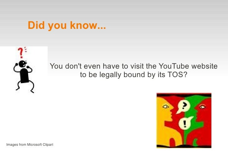 Youtube Policy Primer Slide 3
