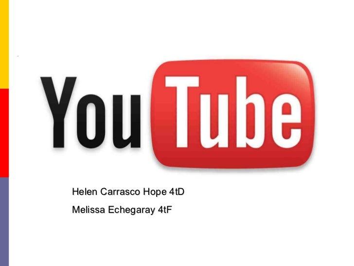 Helen Carrasco Hope 4tD Melissa Echegaray 4tF