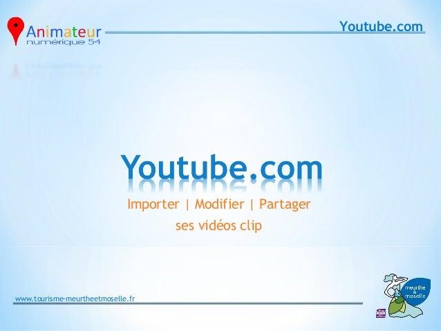 Youtube.com                                                                                                Importer | Mod...