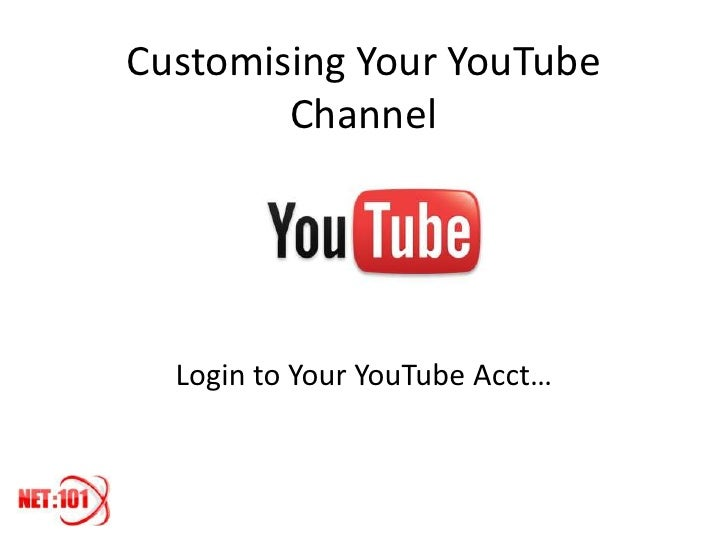 How To Customise Your Youtube Channel Settings Wallpaper