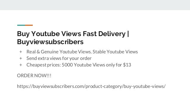 Top 5 websites to buy YouTube Subscribers, likes, views, and comments in  2021.
